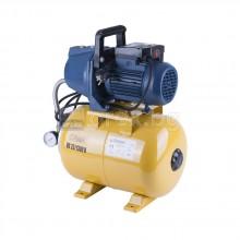 Хидрофорна система VB25/1300B, 1300W, 1'', Hmax=47м, Qmax=5.4м3/ч, 25л съд, корпус чугун, пресостат, манометър, месинг работно колело