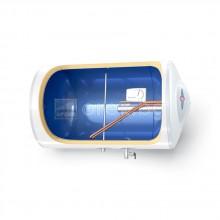 Стенен бойлер 80л, 3kW, ел. ляво, тръби долу, хоризонтален, Ø35см - TESY BiLight GCHL 804430 B12 TSR