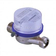 Водомер сух, 1/2'', студена вода, 3м³/ч, без холендри - БЕЛАСИЦА