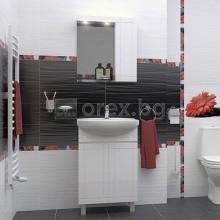 Комплект ПВЦ мебели за баня - модел Рила