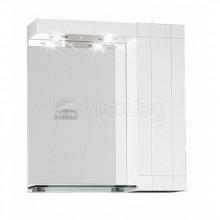 ПВЦ Шкаф за баня - с огледало - модел Рила