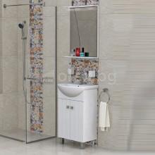Комплект ПВЦ мебели за баня - модел Хавана