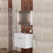 Комплект ПВЦ мебели за баня - модел Сиана
