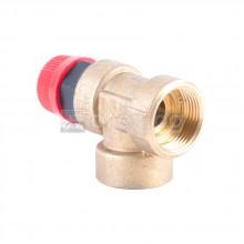 Предпазен мембранен клапан, 3.0 бара - G3/4''хG3/4''