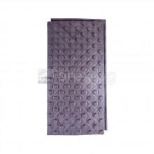 Релефен панел за подово отопление, лист 50х100см, 2см - HERZ 16200015H