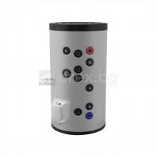 Подов бойлер ELDOM - 150л, 2 серпентини - с нагревател 3kW - FV15062S2