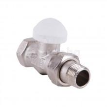 Термостатен вентил, прав, G1/2'' – HERZ TS-90 1772391