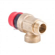 Предпазен мембранен клапан, 3.0 бара - G1/2''хG1/2''