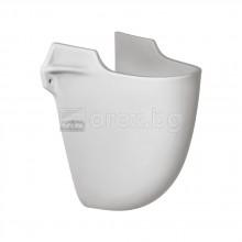 Полупиедестал с монтажен комплект, IDEAL STANDARD Oceane - W306101
