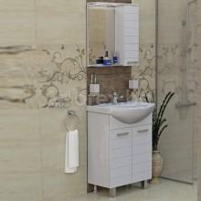 Комплект ПВЦ мебели за баня - модел Корнер