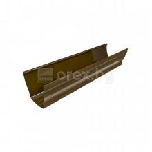 ПВЦ(PVC) Улук 140/118х1.8мм, двулицев, 3м, Кафяв - Elegance
