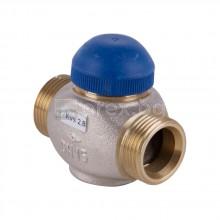 Термостатен вентил с обратно действие за охлаждащи системи G1/2'' - HERZ 1776051