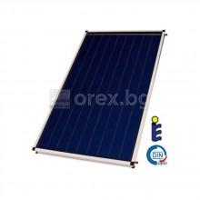 Слънчев Колектор селективен 2.15м², меден абсорбер, изводи Ø22 мед - SUNSYSTEM PK Select CL NL