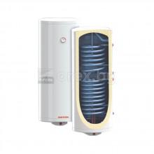 Стенен бойлер 200л, 3kW, 2 серпентини дясно, вертикален, Ø52см - SUNSYSTEM ВB V/S2