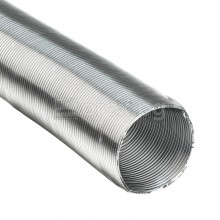 Алуминиев въздуховод Ø50 – 3м