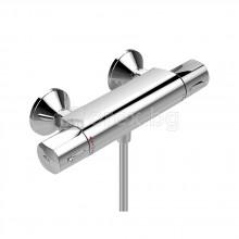 Смесител за душ, без аксесоари Vidima V-Style - B5527AA - стенен монтаж