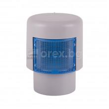 ПП(PP) Противовакуумна клапа Ø110, канализационна - HL 900NECO