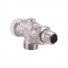 Термостатен вентил, ъглов специален, G1/2''xG3/4'' - HERZ TS-90 1774891