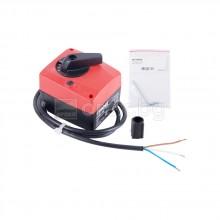 Задвижка за 3-пътен смесителен вентил - сервомотор, 230V, 90°C, 10Nm - HERZ 1771263