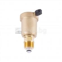 Автоматичен обезвъздушител, 0÷100°C , PN10, G1/2'' - HERZ 1263001