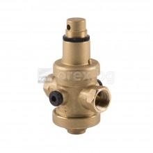 Редуцир-вентил за вода 1/2'' - вход макс. 25bar, изход 0.5÷6bar - тежък модел