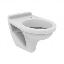 Стенна тоалетна чиния с хоризонтално оттичане без тоалетна седалка, VIDIMA SevaMix – W704501