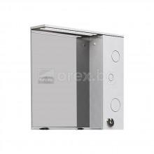 ПВЦ Шкаф за баня - с огледало - модел Мио