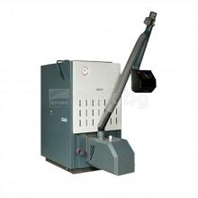 Пелетен комплект BOSCH PELLET SYSTEM Light 27kW - котел Solid Special G, горелка Brenn, шнек, без бункер