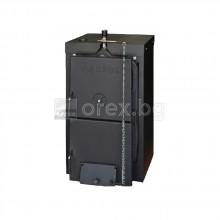Чугунен Котел VIADRUS U22-BASIC, 3 секции, 17.7kW - твърдо гориво (дърва, въглища, брикети)