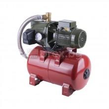 Хидрофорна система TR3/М60, 370W, 1'', Hmax=47м, Qmax=2.7м3/ч, 20л съд, корпус чугун, пресостат, манометър