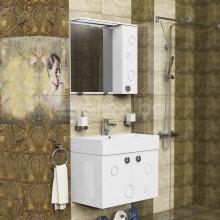 Комплект ПВЦ мебели за баня - модел Мио