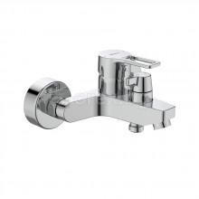 Смесител за вана/душ с ръчен разпределител, VIDIMA SevaTop - BC402AA - стенен монтаж