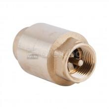 Възвратен вентил с метален диск, -20÷100°C, PN25, 1''