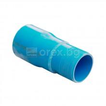 ПВЦ(PVC) Редуктив за сондаж Ø114/Ø90