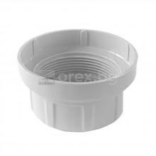 Пластмасов адаптор за тоалетно казанче - САНИТАПЛАСТ