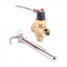Предпазен температурен клапан с изнесен датчик, G3/4'' - IMT
