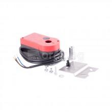 Задвижка за 3-пътен смесителен вентил - сервомотор, 230V, 90°C, 10Nm - HERZ 1771225