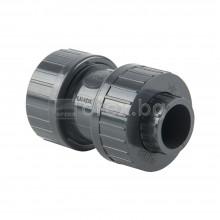 ПВЦ(PVC) Невъзвратна клапа Ø32, PN16