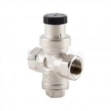 Редуцир-вентил за вода 1/2'' - вход макс. 15bar, изход 1÷4bar