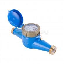 Водомер сух POWOGAZ JS-6.3-NKP Master+ 1'', за студена вода, 6.3м³/ч, без холендри - дистанционно отчитане