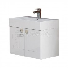 ПВЦ Шкаф за баня - с мивка - модел Сиана