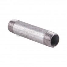 Тръбичка за водомер поцинкована 3/4''х110мм.