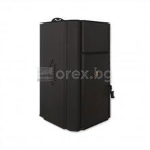Пелетна Камина BURNiT Comfort PM-В 25kW, с водна риза 25kW - Черен - ЛИЗИНГ с 0% лихва