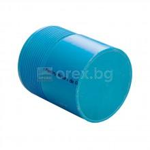 ПВЦ(PVC) Тапа за сондаж Ø90 - горна
