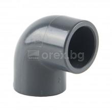 ПВЦ(PVC) Коляно Ø20, PN16
